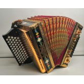 Diatonic accordion Strasser - Graz - Neuhart